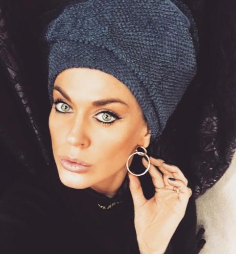 Певица Таня Терешина