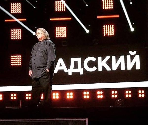 Сохранить место в жюри смог лишь Александр Градский