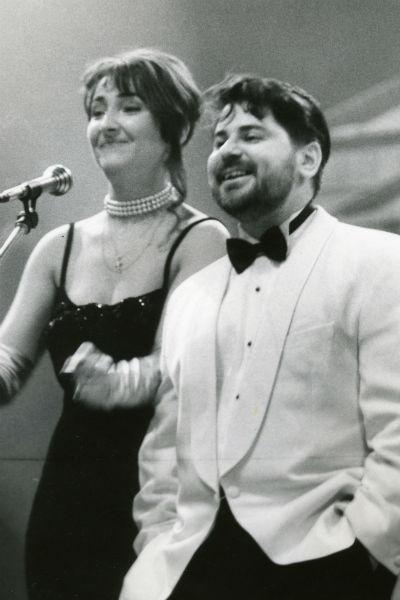 Лолита и Александр Цекало