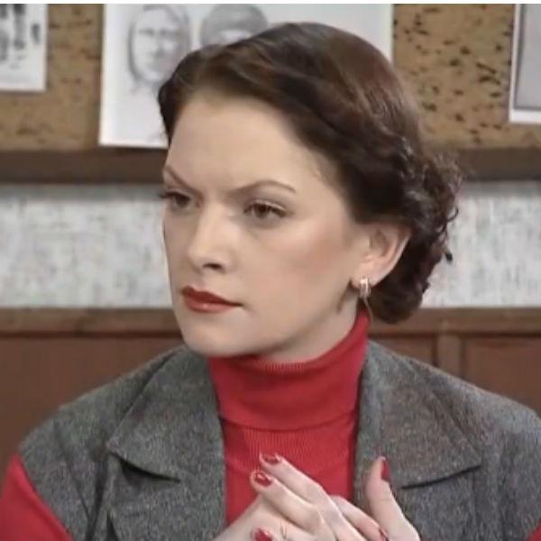 Наталья Юнникова мечтала о признании в актерской профессии