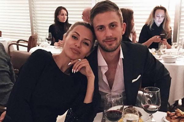 Виктория Боня и Алекс Смерфит