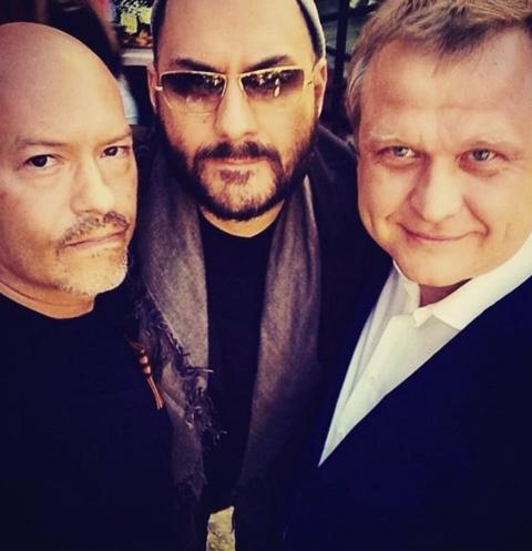 Федор Бондарчук, Кирилл Серебренников и Сергей Капков