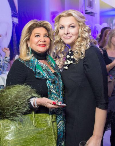 Белла Купсина и Светлана Пельш
