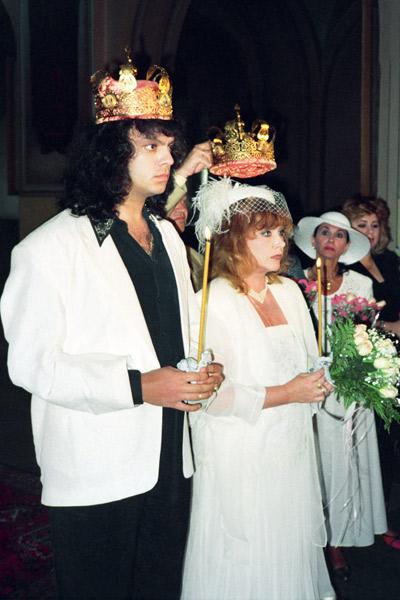 Венчание Киркорова и Пугачевой в Иерусалиме