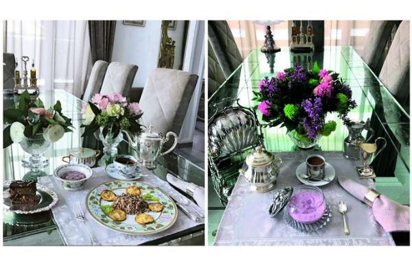 Эти два фото из «Инстаграма» Яны Рудковской Татьяна выделила