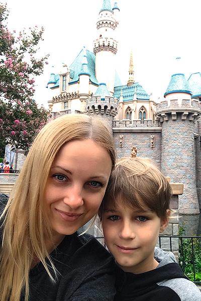 Анна и Михаил Евдокимов-младший