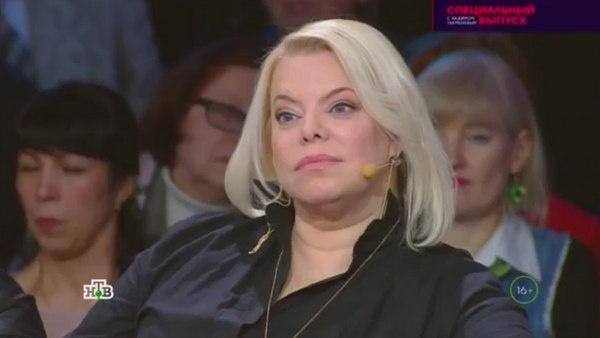 Яна Поплавская осудила Терешина