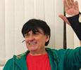 Дарья Друзьяк: «Александр Серов прикован к инвалидному креслу»