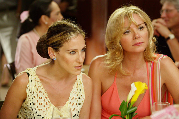 Сара Джессика Паркер сказала, что не ссорилась с Ким Кэтролл