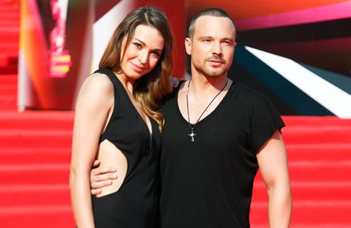 Агния Дитковските и Алексей Чадов