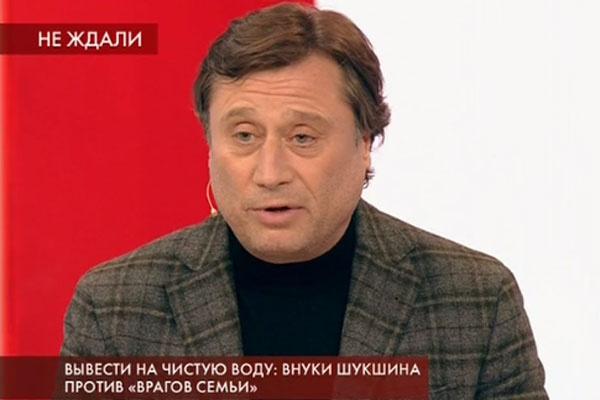 Борис Вешняков