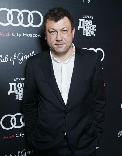 Михаил Довженко