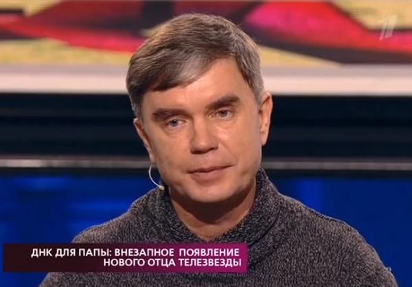 Предполагаемый отец Дерябиной Сергей Шатохин