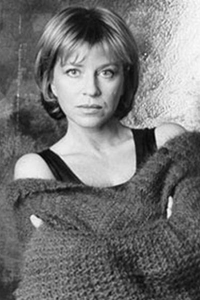 Оксана Афанасьева считалась очень стильной в 1980-е