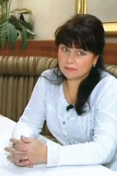 Надежда Жарикова