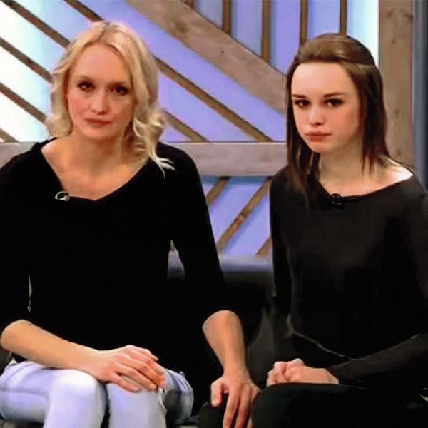 Наталья полностью на стороне дочери