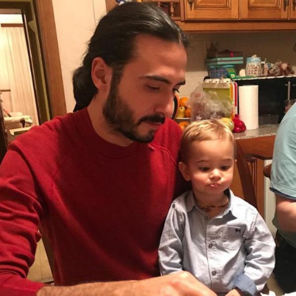 Алессандро часто приезжает в Москву, чтобы увидеться с сыном