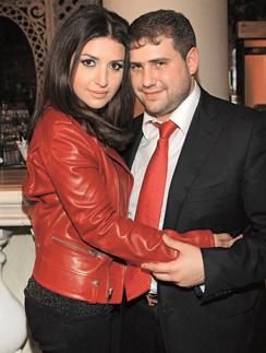 Жасмин и Илан Шор