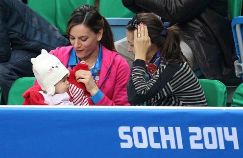 Елена Исинбаева готовится стать матерью