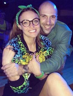 Бывшие партнеры Алена Водонаева и Евгений Папунаишвили