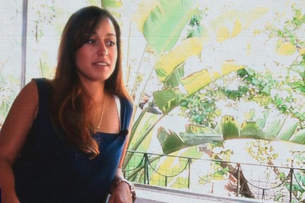 Николь сейчас 26 лет, она живет в Лос-Анджелесе