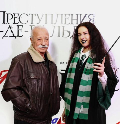 Недавно Варвара заявила, что не хочет идти по стопам знаменитого отца