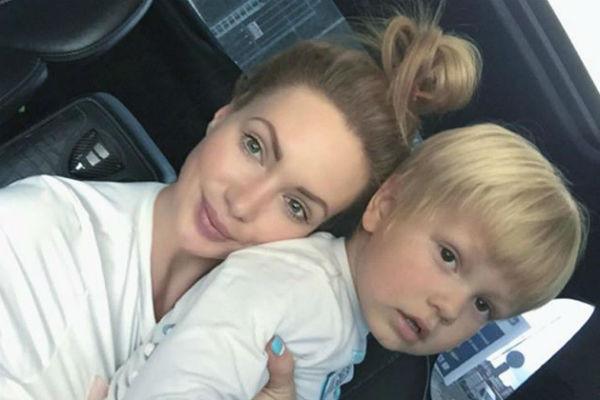 Фото антона и жени гусевы с ребенком