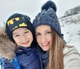 Квест и домашняя вечеринка: как Ольга Гажиенко отметила шестилетие сына