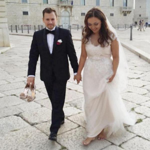 Андрей Гайдулян и Диана Очилова поженились дважды