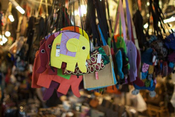 Ночной рынок Патпонг