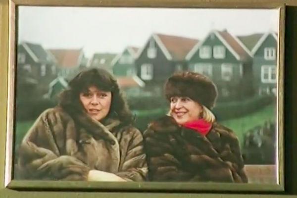 Клара Лучко с дочерью