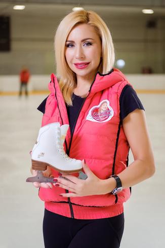 Анастасия намеренно не стала писать свою фамилию на «именных» коньках