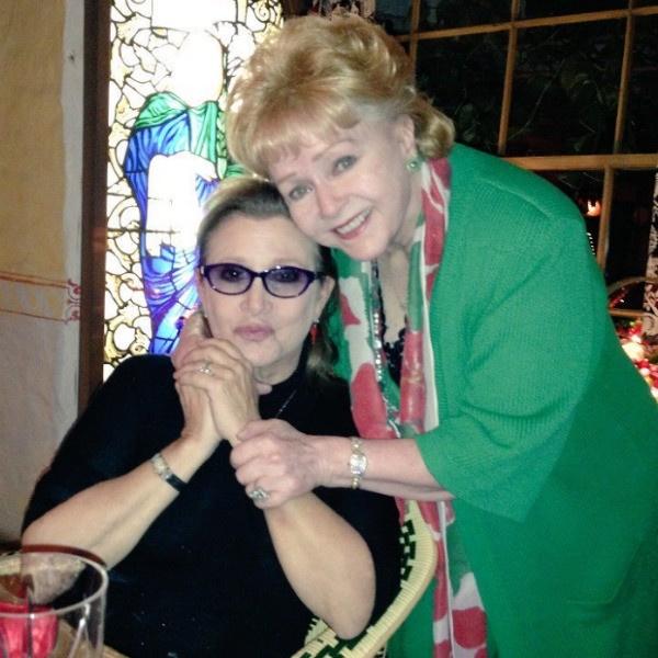 Актриса была очень дружна со своей мамой
