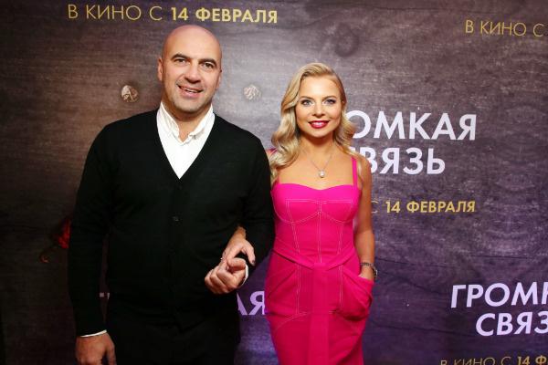 Ростислав Хаит и Ольга Рыжкова
