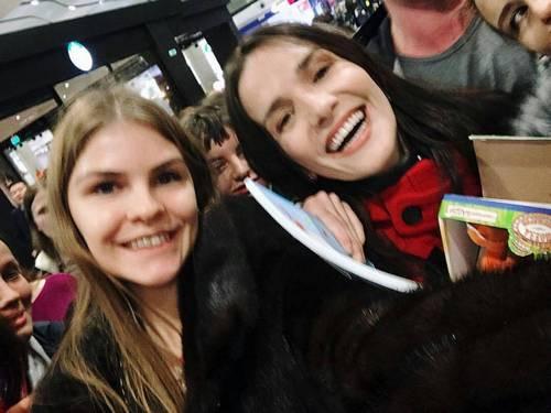 Наталья Орейро приезжает в Россию вот уже который год подряд