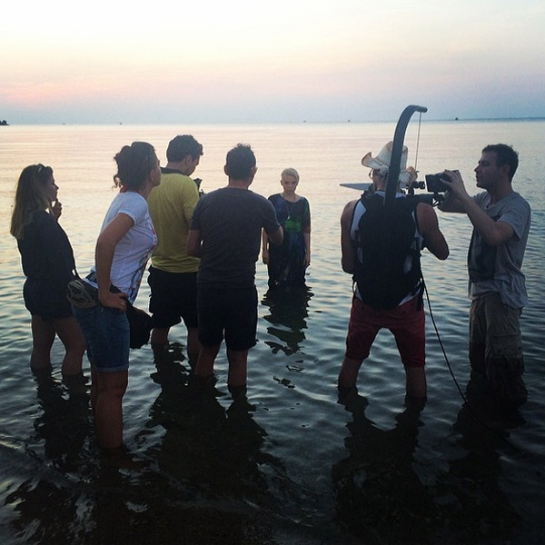 Снимаем на пляже 5 фотография