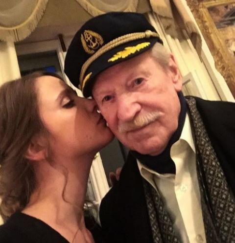 Наталья и Иван Краско