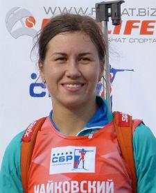 Дарья Виролайнен  (Биатлон)