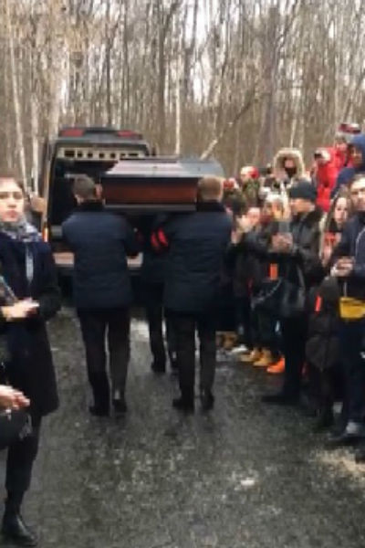 Децла похоронят на Пятницком кладбище