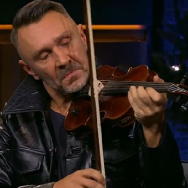 Музыкант с детства не переносит звуки скрипки