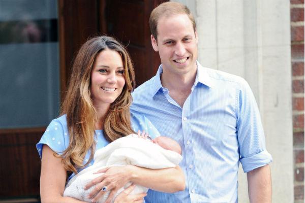 Кейт и Уильям являются многодетными родителями