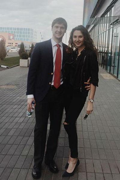 Ольга и Сергей Бобровские