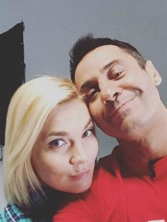 Юлия и Стас Костюшкины