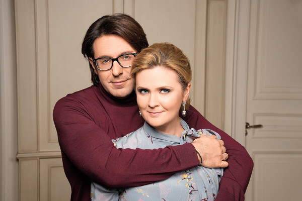 Андрей Малахов и Наталья Шкулева стали родителями 16 ноября прошлого года