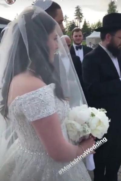 Жених и невеста являются иудеями