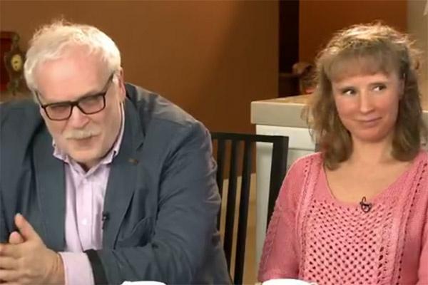 Борис Невзоров и Елена Хрипунова уже десять лет живут в гражданском браке