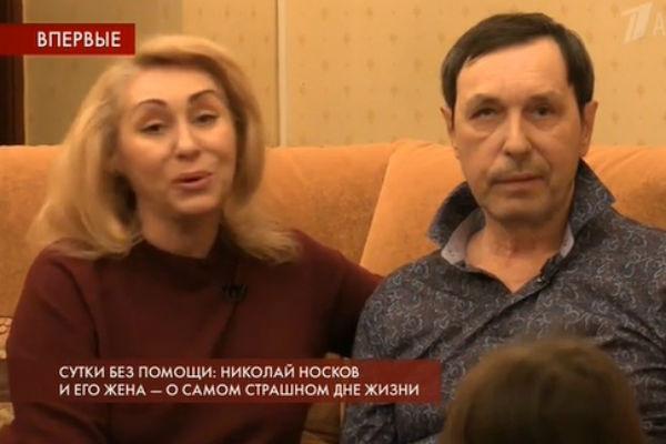 Николай мечтает снова встретиться со зрителями