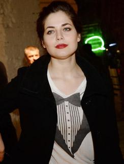 Юлия Снигирь в нынешнем феврале