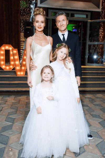 Наталья и Александр отпраздновали 10-летие свадьбы