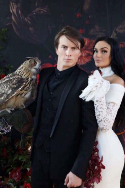 Алена и Алексей устроили оригинальную фотосессию